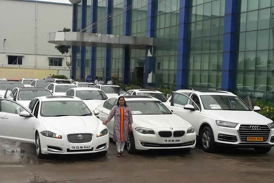 Luxury Car Rental In Chennai With Driver Wedding Car Rental Apj