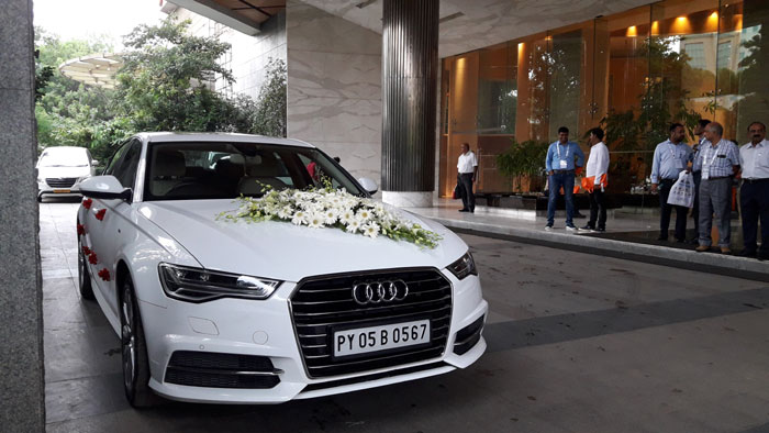 Luxury Car Rental In Chennai With Driver Wedding Car Rental Apj